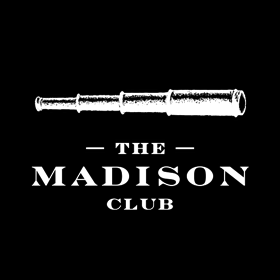 Logo of golf course named The Madison Club