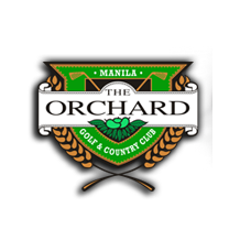 Logo of golf course named The Orchard Golf and Country Club