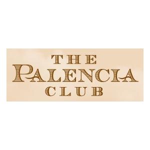 Logo of golf course named The Palencia Club
