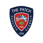 Logo of golf course named The Patch