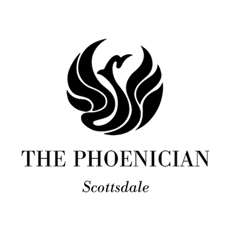 Logo of golf course named The Phoenician Golf Club