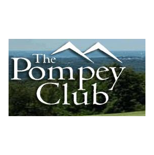 Logo of golf course named The Pompey Club