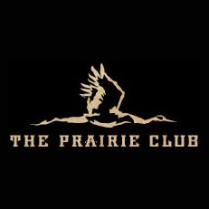 Logo of golf course named The Prairie Club