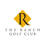 Logo of golf course named The Ranch Golf Club