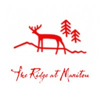 Logo of golf course named The Ridge at Manitou Golf Club