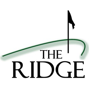 Logo of golf course named The Ridge Golf Club