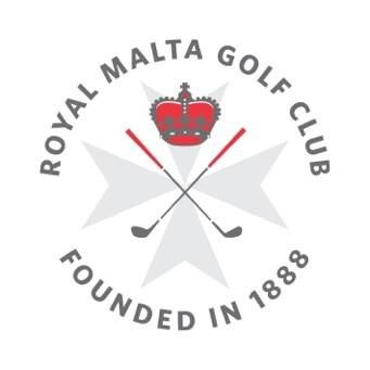 Logo of golf course named The Royal Malta Golf Club
