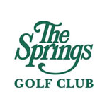 Logo of golf course named The Springs Hotel and Golf Club