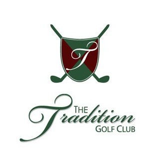 Logo of golf course named The Tradition Golf Club at Wallingford