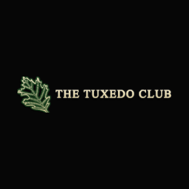 Logo of golf course named The Tuxedo Club