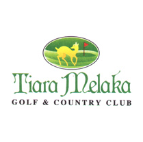 Logo of golf course named Tiara Melaka Golf and Country Club