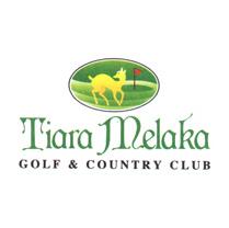 Logo of golf course named Tiara Melaka Golf and Country Club