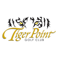 Logo of golf course named Tiger Point Golf and Country Club