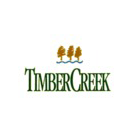 Logo of golf course named Timbercreek Golf Club