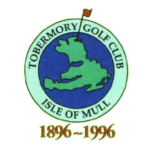 Logo of golf course named Tobermory Golf Club