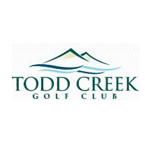Logo of golf course named Todd Creek Golf Club