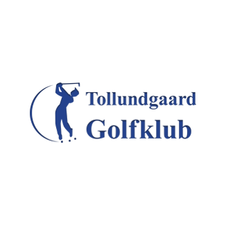 Logo of golf course named Tollundgaard Golf Club