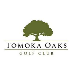 Logo of golf course named Tomoka Oaks Golf and Country Club