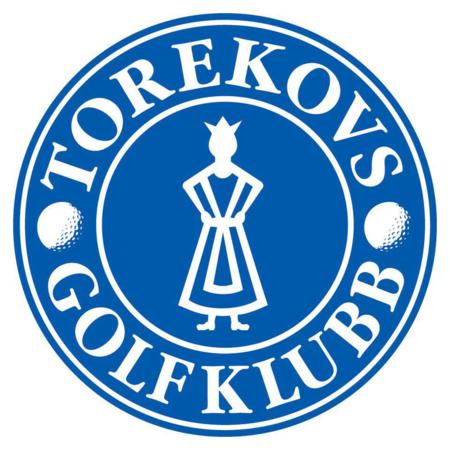 Logo of golf course named Torekovs Golfklubb