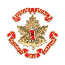 Logo of golf course named Toronto Golf Club