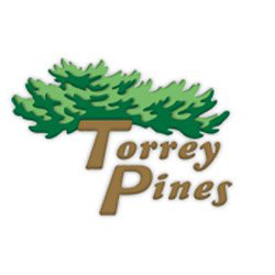 Logo of golf course named Torrey Pines Municipal Golf Course