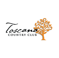 Logo of golf course named Toscana Country Club
