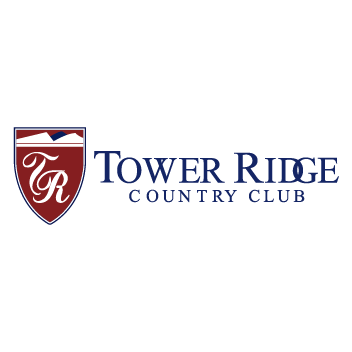 Logo of golf course named Tower Ridge Country Club