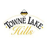 Logo of golf course named Towne Lake Hills Golf Club