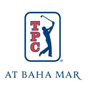 Logo of golf course named Tpc at Baha Mar