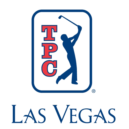 Logo of golf course named Tpc Las Vegas