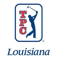 Logo of golf course named Tpc Louisiana