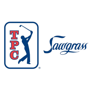 Logo of golf course named TPC Sawgrass - Dye's Valley Course