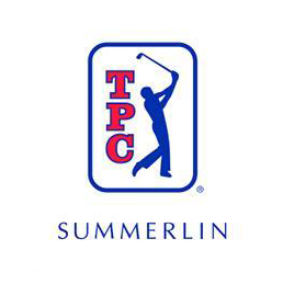 Logo of golf course named TPC Summerlin