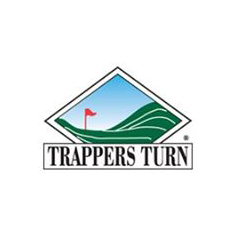 Logo of golf course named Trappers Turn Golf Club