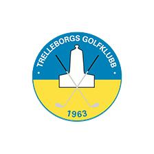 Logo of golf course named Trelleborgs Golfklubb