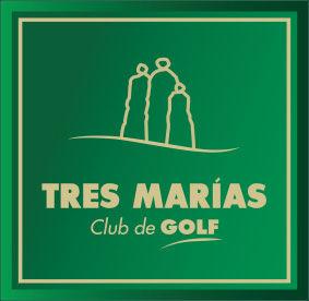 Logo of golf course named Tres Marias Residential Golf Club
