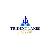 Logo of golf course named Trident Lakes Golf Club