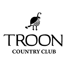 Logo of golf course named Troon Country Club
