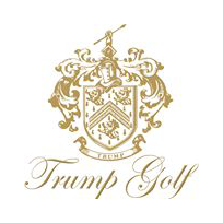 Logo of golf course named Trump National Golf Club - Hudson Valley