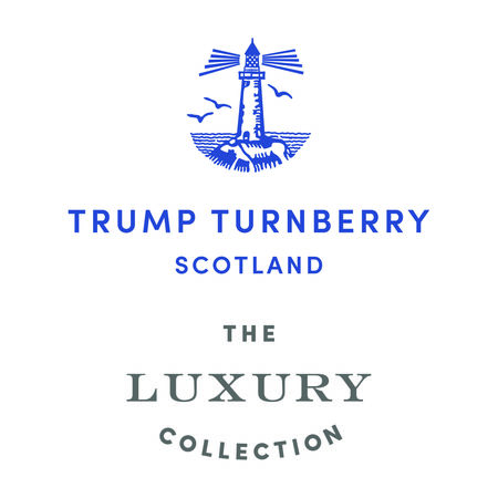 Logo of golf course named Trump Turnberry, a Luxury Collection Resort, Scotland