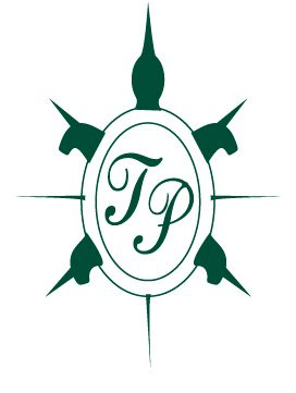 Logo of golf course named Turtle Point Yacht and Country Club