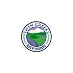 Logo of golf course named Twin Creeks Golf Course
