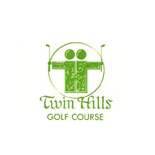 Logo of golf course named Twin Hills Golf Course Inc.