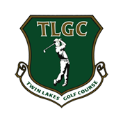 Logo of golf course named Twin Lakes Golf Course