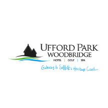 Logo of golf course named Ufford Park Golf Club