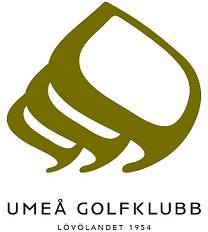 Logo of golf course named Umea Golfklubb