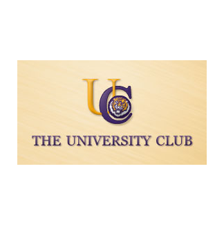 Logo of golf course named University Club
