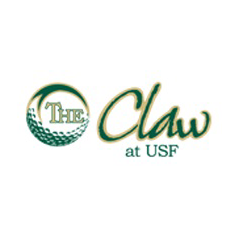 Logo of golf course named University of South Florida Golf Course - The Claw