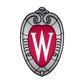 Logo of golf course named University Ridge Golf Course