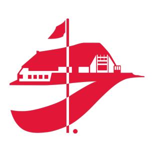 Logo of golf course named Utrechtse Golfclub 'de Pan